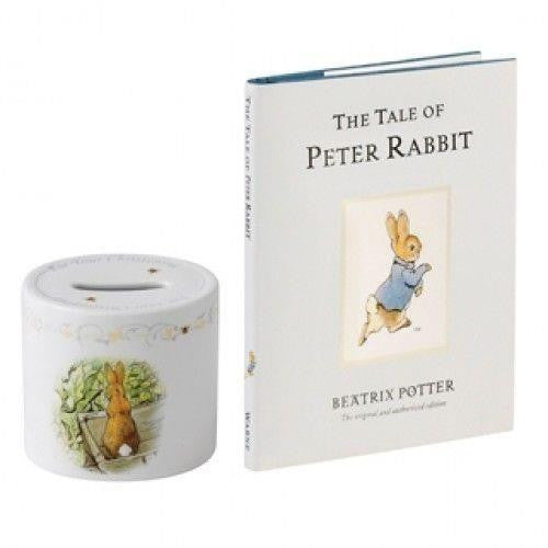 Peter Rabbit Piggy Bank Book - Jouets LOL Toys