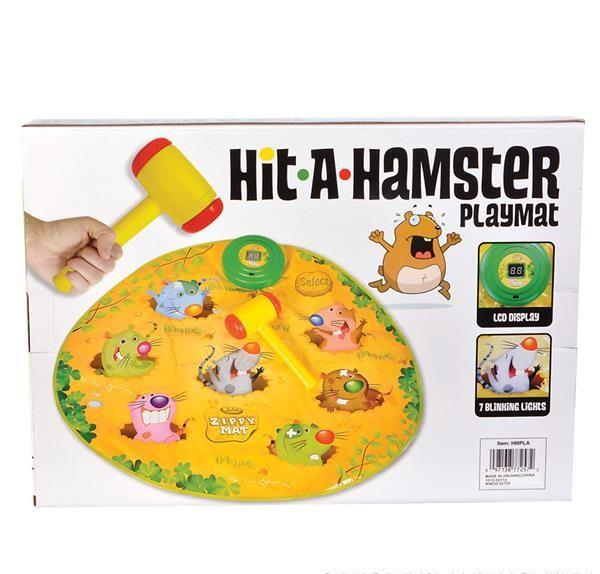 Hit-A-Hamster Playmat - Jouets LOL Toys