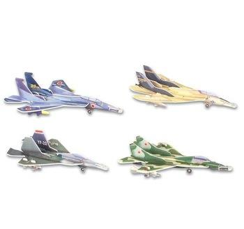 Twin Tail Fighter Airplane - Jouets LOL Toys