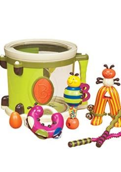 Battat Parum Pum Pum Drum - Jouets LOL Toys
