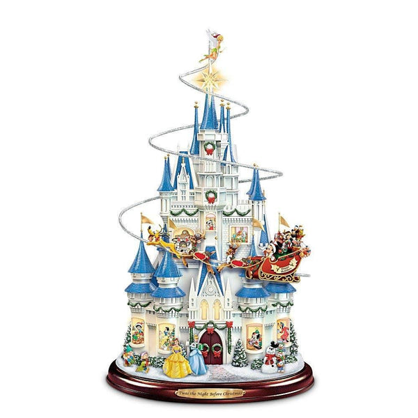 BE Disney Twas the Night Before Christmas Figure - Jouets LOL Toys