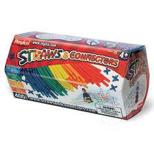 Straws and Connectors 400 pcs - Jouets LOL Toys