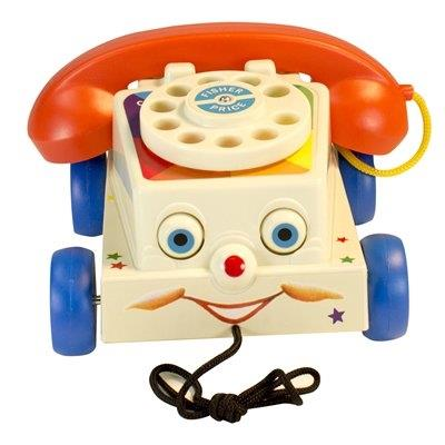 Fisher Price Chatter Phone - Jouets LOL Toys