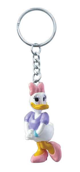 Monogram Keychain Daisy Duck - Jouets LOL Toys