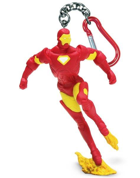 Monogram Keychain Disney Marvel Iron Man - Jouets LOL Toys