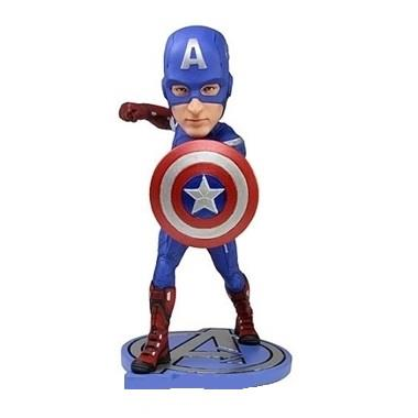 Captain America Bobble Head - Jouets LOL Toys