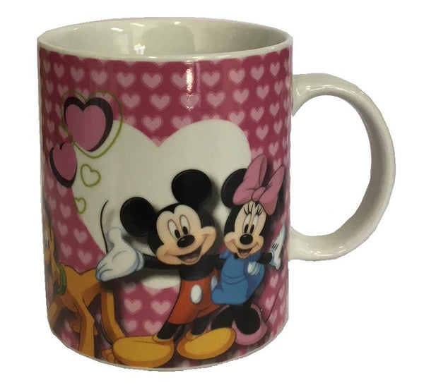 Disney Mickey & Minnie Mouse Mug - Jouets LOL Toys