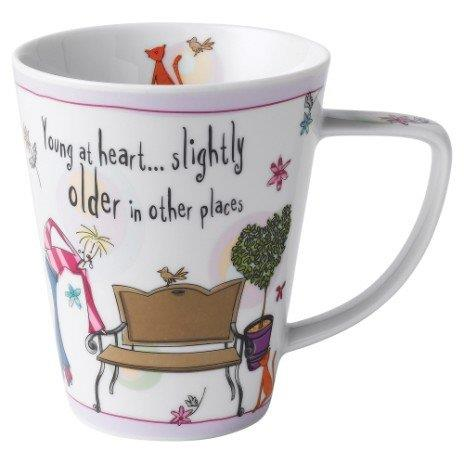 WWRD Born to Shop Young at Heart Mug - Jouets LOL Toys