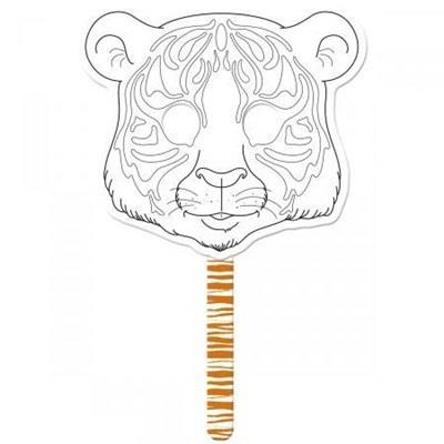 Avenue Mandarine Mask Tiger - Jouets LOL Toys