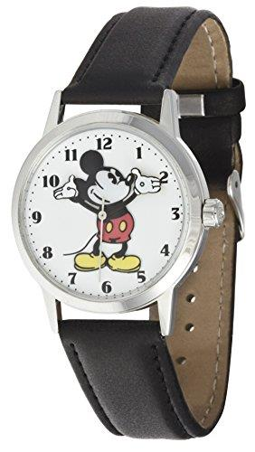 Disney Mickey Mouse Watch Black Strap - Jouets LOL Toys