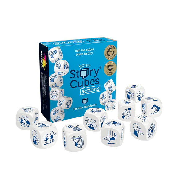 Rory's Story Cubes Actions - Jouets LOL Toys