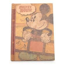 Monogram Retro Mickey Diary - Jouets LOL Toys