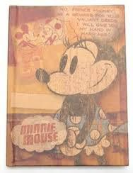 Monogram Retro Minnie Diary - Jouets LOL Toys