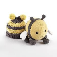 Critter Couture Caps Knit Bee - Jouets LOL Toys