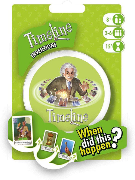 Timeline Inventions - Jouets LOL Toys