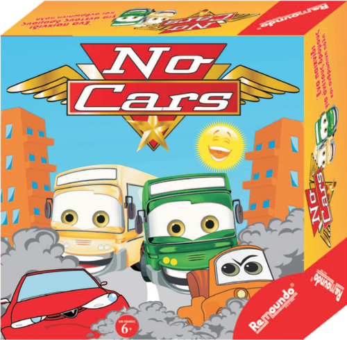 Greek No Cars (Horis Aftokinito) - Jouets LOL Toys