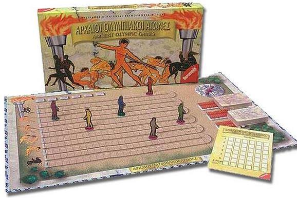 Greek Ancient Olympic Games (Arxei Olympiaki Agones) - Jouets LOL Toys