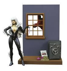 Marvel Black Cat Action Figure - Jouets LOL Toys