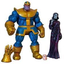Marvel Action Figure Thanos - Jouets LOL Toys