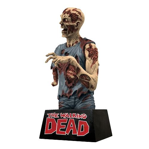Walking Dead Zombie Bust Bank - Jouets LOL Toys