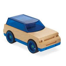 Manhattan Toy FX Tuner Wagon Wooden Car