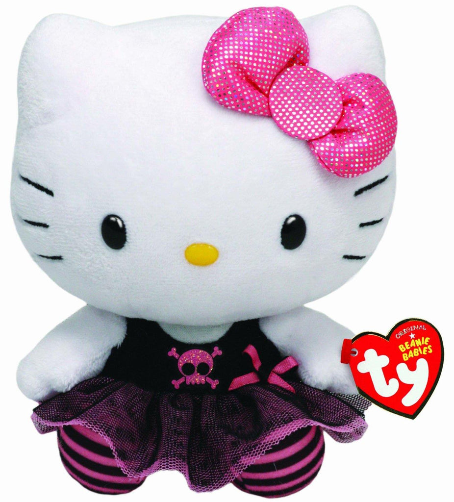 Ty Beanie Buddies Hello Kitty Punk Large - Jouets LOL Toys