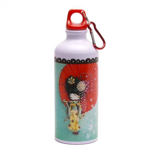 Tin Water Bottle Gourde Geisha - Jouets LOL Toys