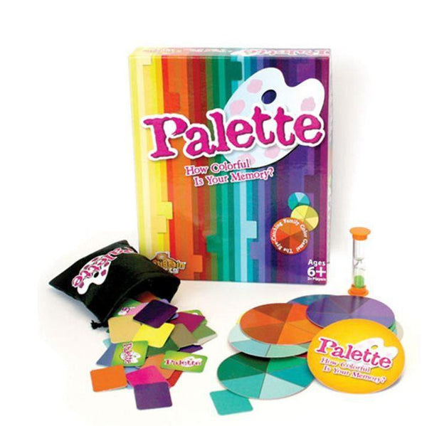Palette Matching Game - Jouets LOL Toys
