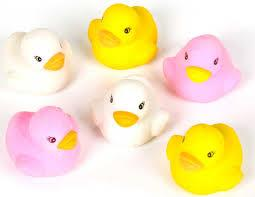 Duck Erasers Set of 6 - Jouets LOL Toys