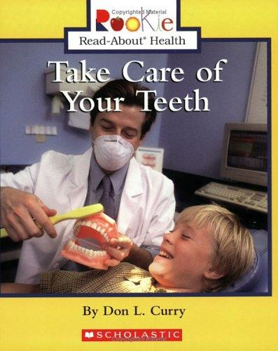 Take Care Of Your Teeth Book - Jouets LOL Toys