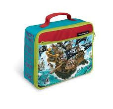 Crocodile Creek Pirate Lunch Box - Jouets LOL Toys