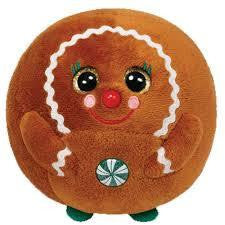 TY Beanie Ballz Ginger - Jouets LOL Toys