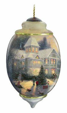 Precious Moment Victorian Christmas Ornament - Jouets LOL Toys