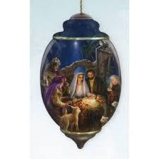 Precious Moment Holy Nativity Ornament - Jouets LOL Toys