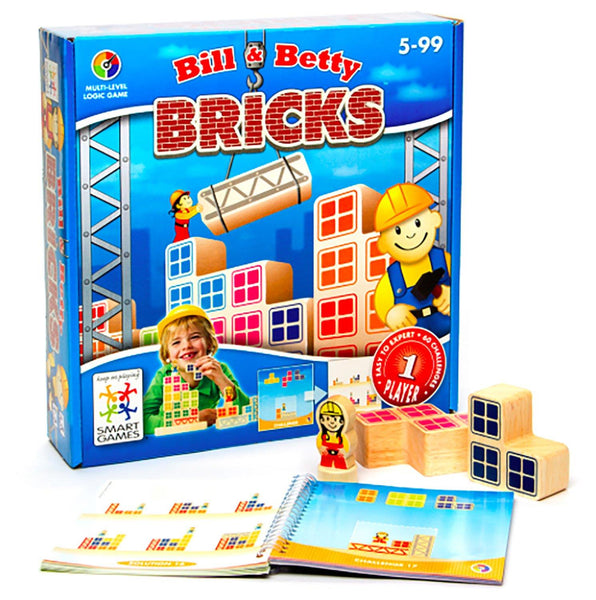 Bill & Betty Bricks - Jouets LOL Toys