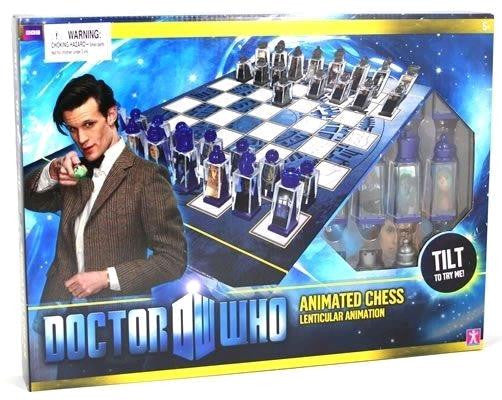 Doctor Who Chess - Jouets LOL Toys