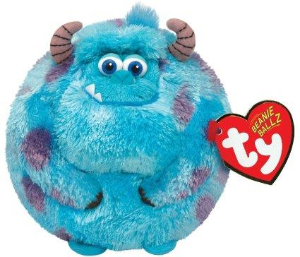 TY Beanie Ballz Monsters Inc. Sulley (Med) - Jouets LOL Toys
