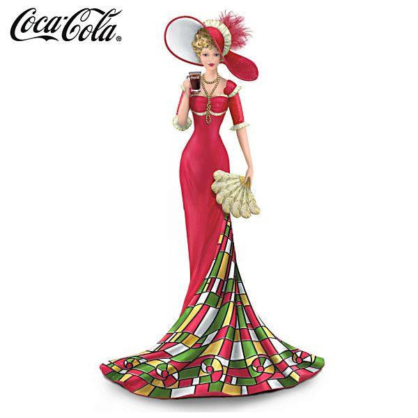 Timelessly Refreshing Coca-Cola Figurine - Jouets LOL Toys