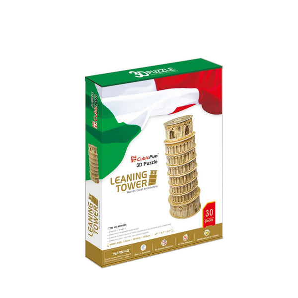 3D Puzzle Leaning Tower - Jouets LOL Toys