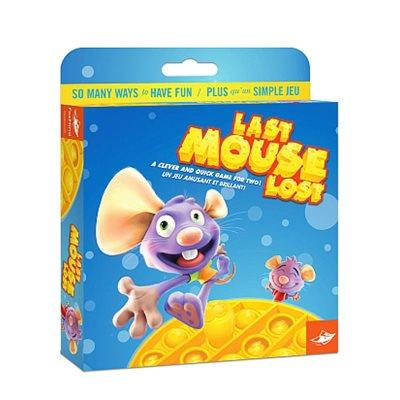 FoxMind Last Mouse Lost Travel Game - Jouets LOL Toys