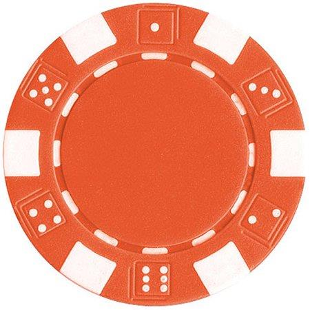 Poker Chips Orange - Jouets LOL Toys