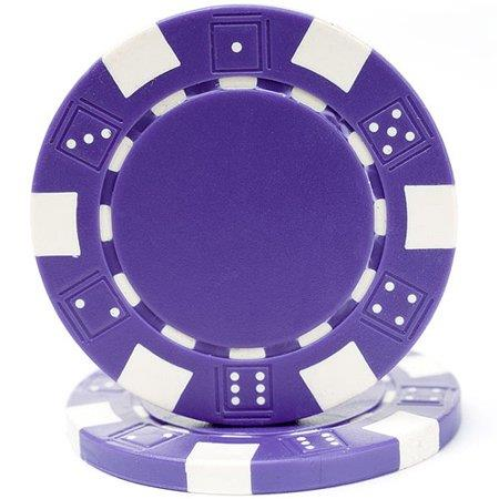 Poker Chips Purple - Jouets LOL Toys