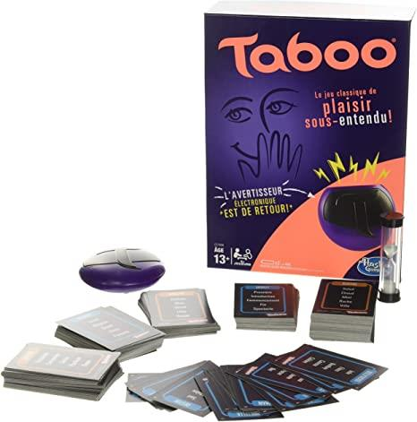 Taboo (French) - Jouets LOL Toys