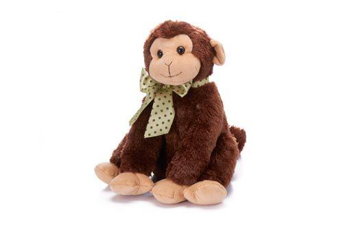 Bearington Giggles Lullaby Monkey - Jouets LOL Toys