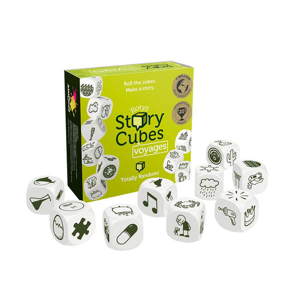 Rory's Story Cubes Voyages - Jouets LOL Toys