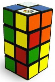 Rubik Tower Puzzle 2x2x4 - Jouets LOL