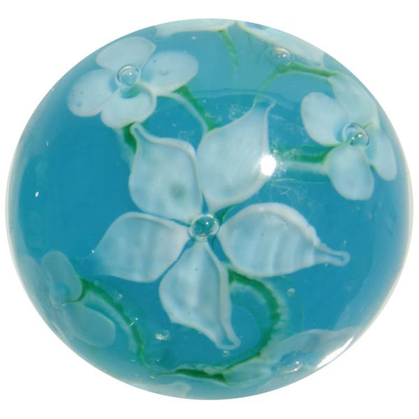 House Of Marbles Handmade Hibiscus 16mm