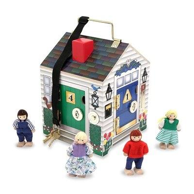 Doorbell House Lock and Keys - Jouets LOL Toys