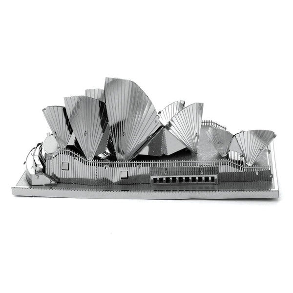 Metal Earth Sydney Opera House Metal 3D Model - Jouets LOL Toys