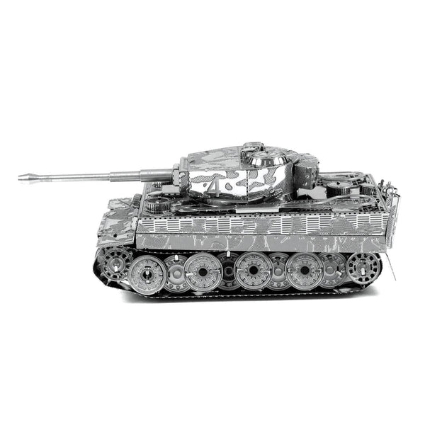 Metal Earth Tiger I Tank Metal 3D Model - Jouets LOL Toys
